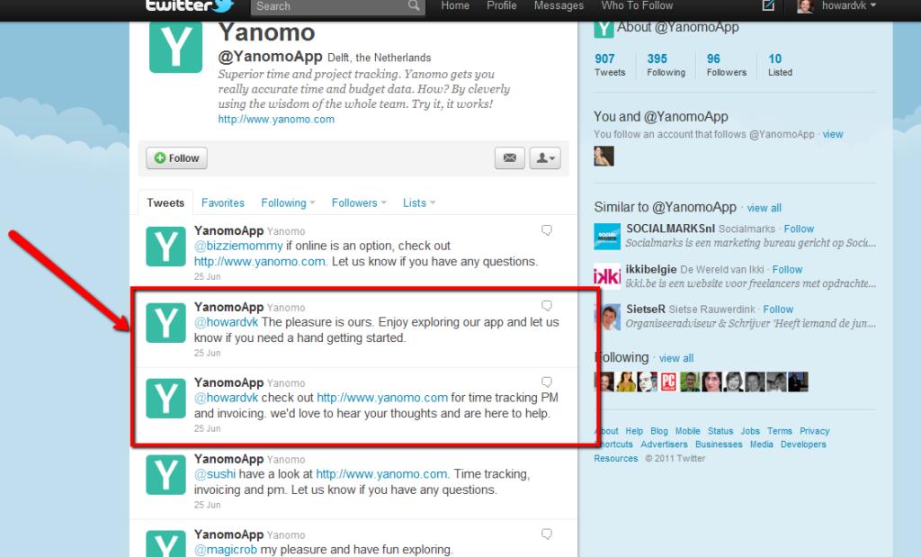 Yamono twitter