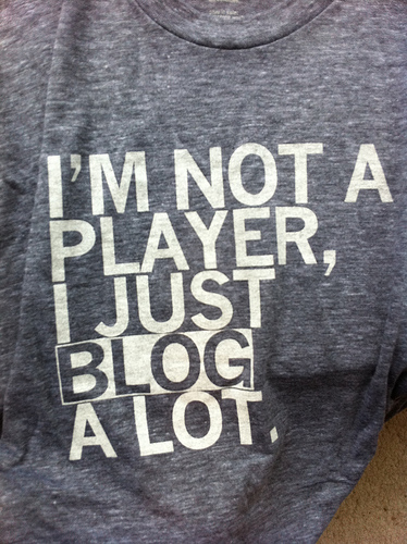 first blog