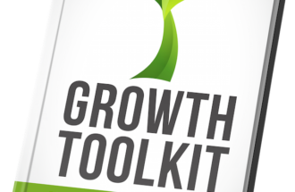 Get my book, The Growth Toolkit, for Free!
